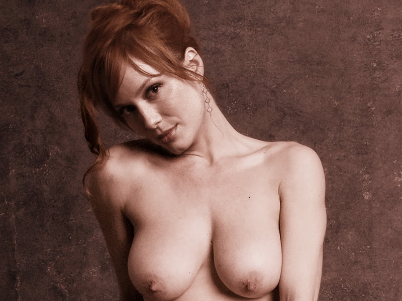 christina hendricks nude sex tape