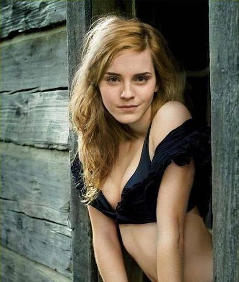 Watsen nackt emma sexy 40 Sexy