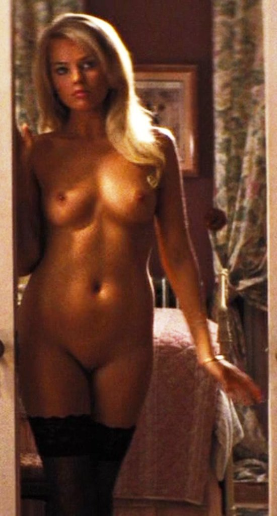 Understand this Margot Robbie nude really. All