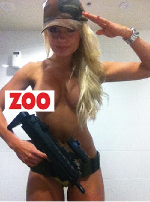 Have Brooke windatt nude think