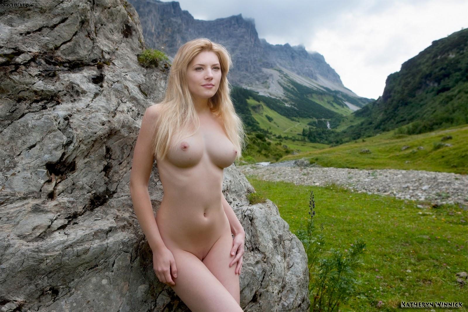 Кэтрин уинник порно фейк фото